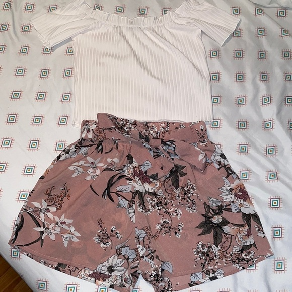 two piece outfit from Shein